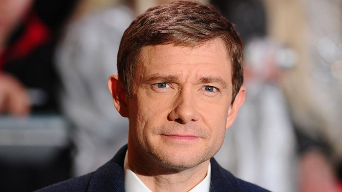 Martin Freeman (Everett K. Ross)