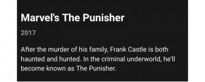 punisher leak