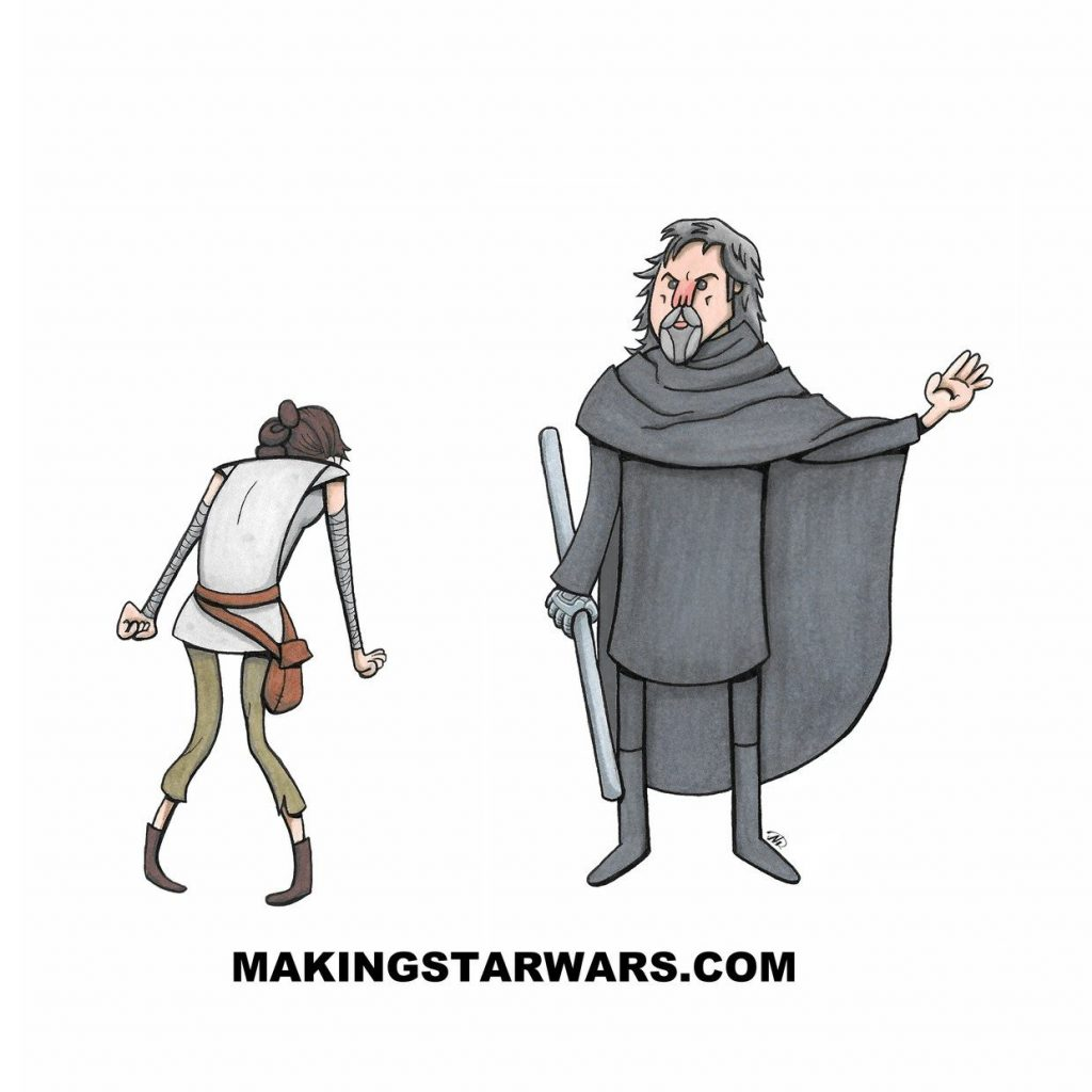 Forrás: Making Star Wars