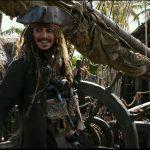 Jack Sparrow Johnny Depp