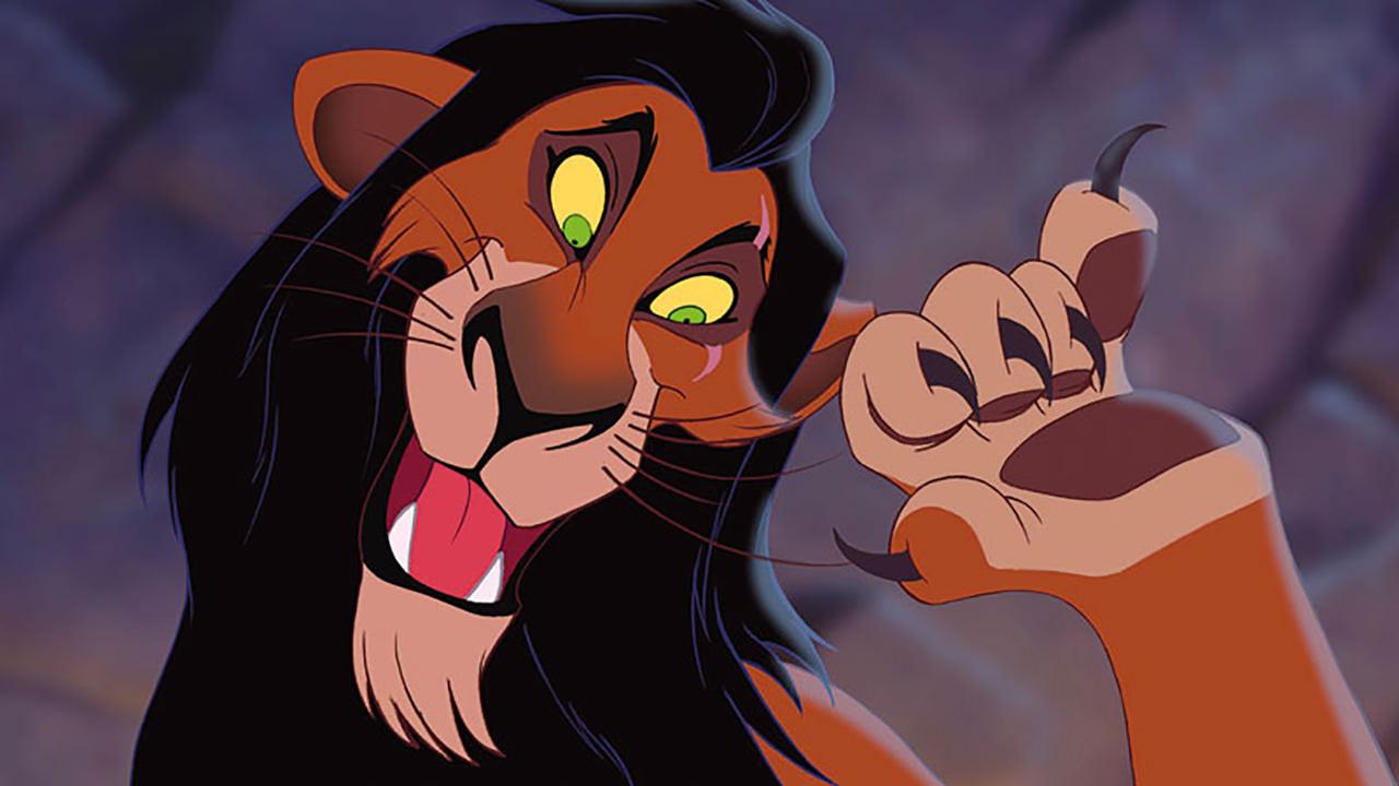 Resultado de imagen para El Rey León  Scar