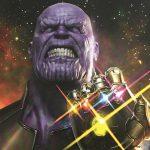 Thanos Végtelen Kő