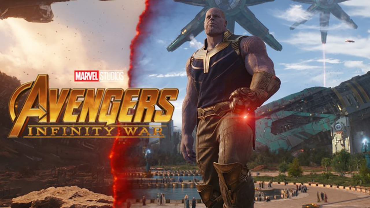 Thanos Végtelen háború