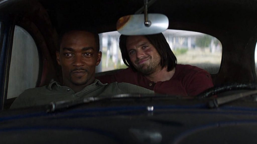 Bucky és Sólyom