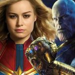 Thanos és Marvel Kapitány