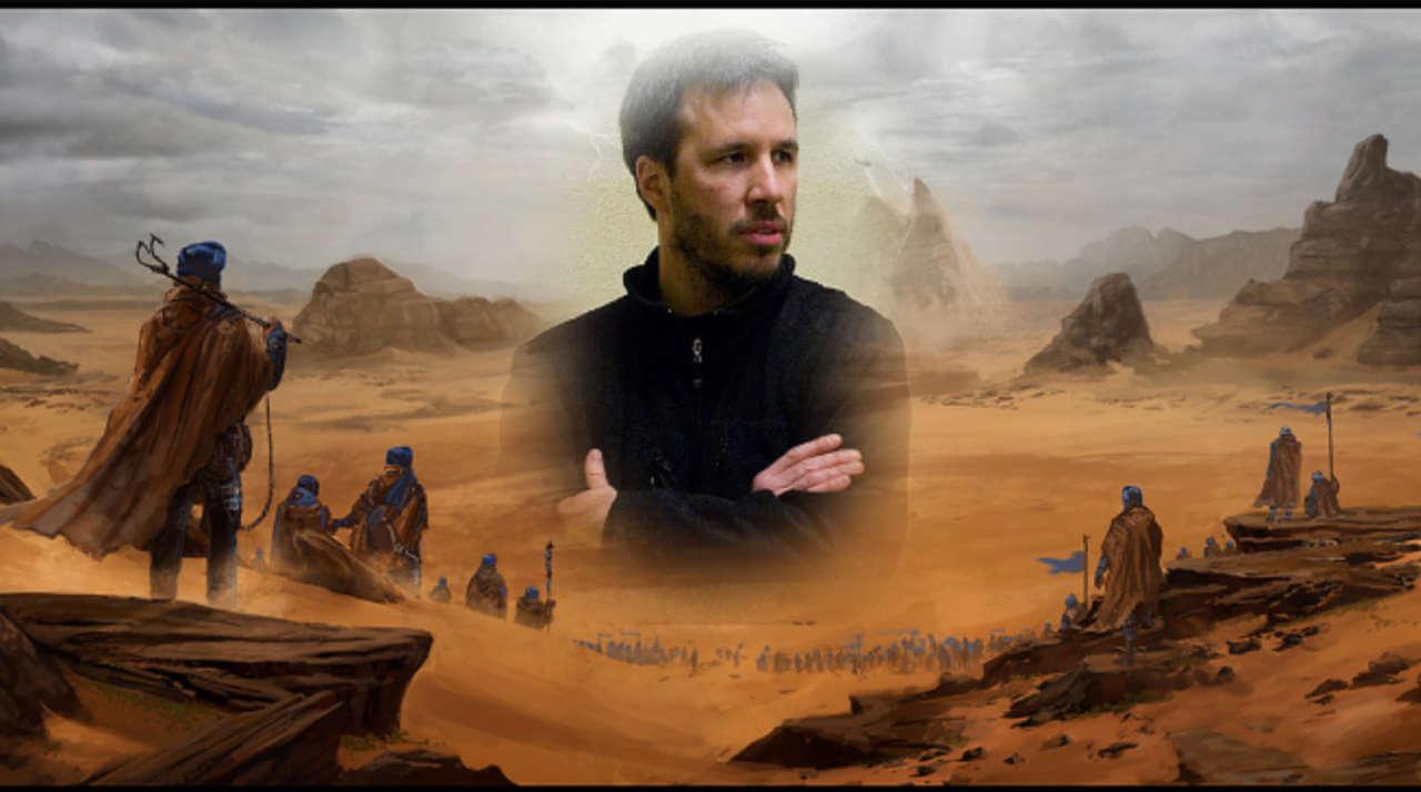 Dűne Denis Villeneuve