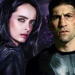 Marvel The Punisher Jessica Jones