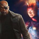 Nick Fury Marvel Kapitány