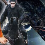 Disney Alien Kingsman A majmok bolygója