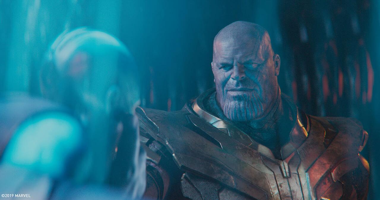Nebula Thanos