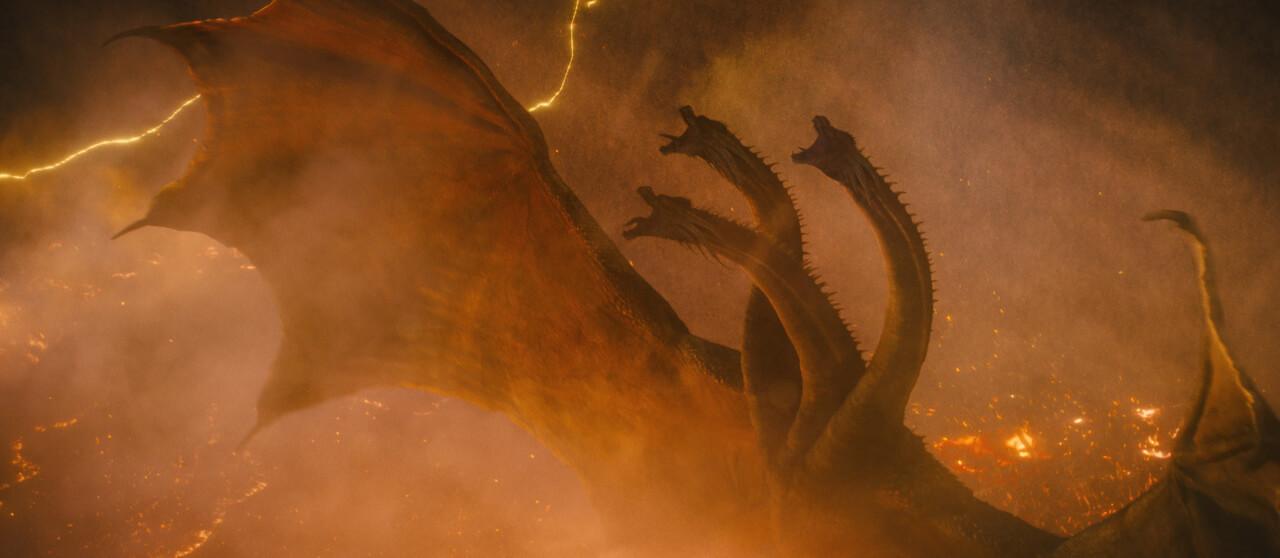 Godzilla II - A szörnyek királya