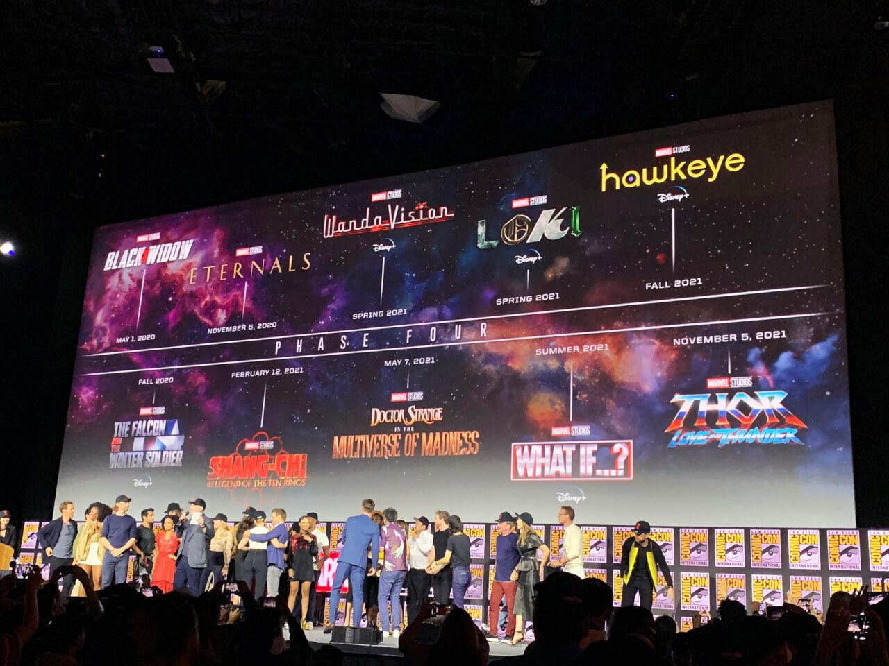 Marvel Studios Comic-Con