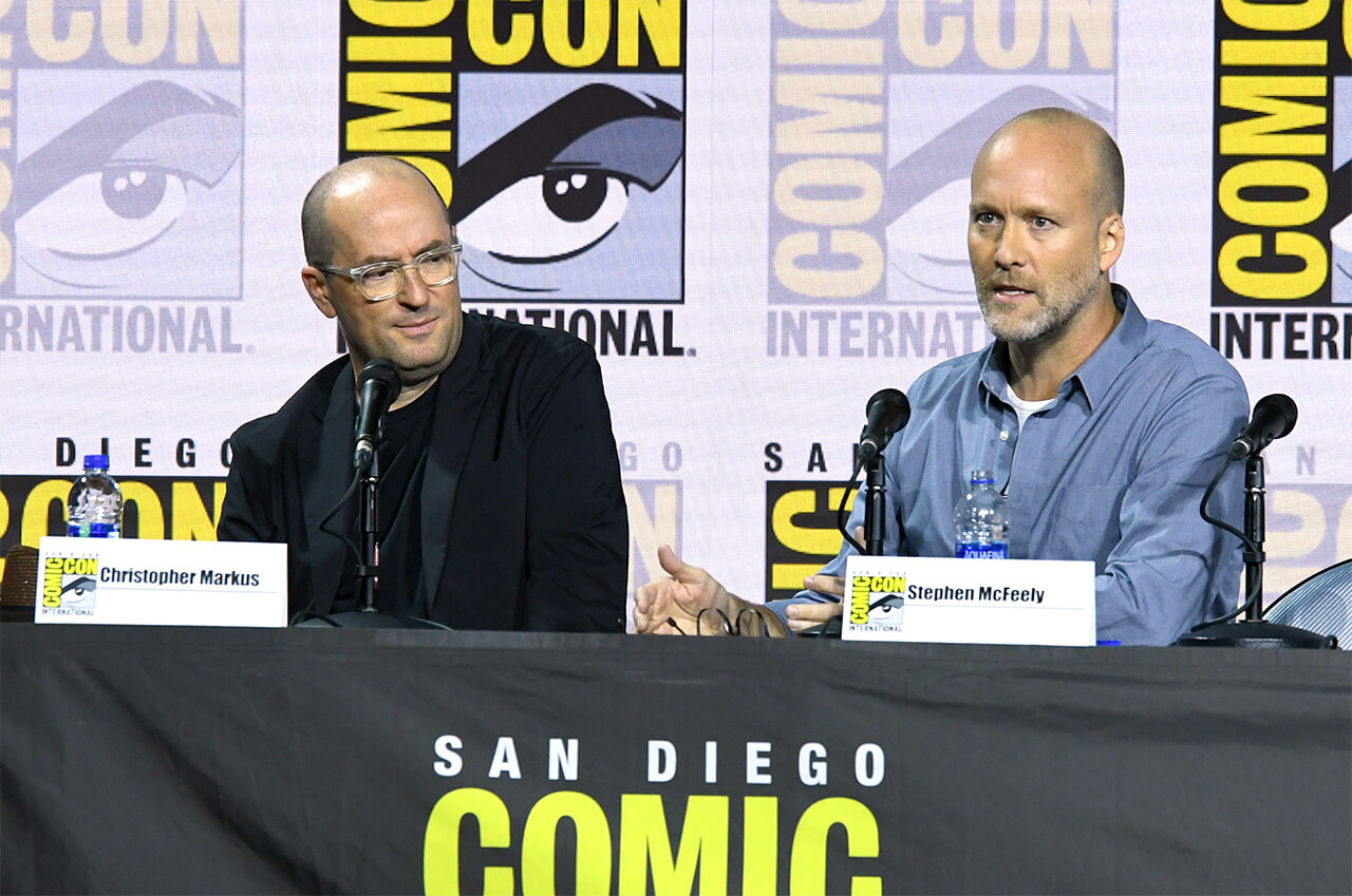 Comic-Con Stephen McFeely Christopher Markus