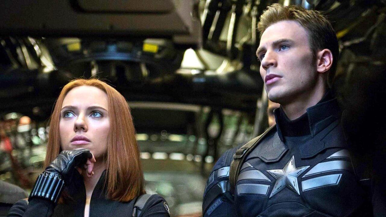 Amerika Kapitány és Natasa