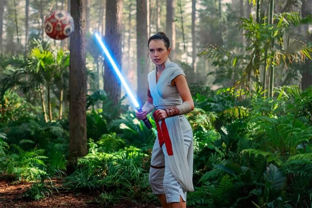 Rey Star Wars: Skywalker kora