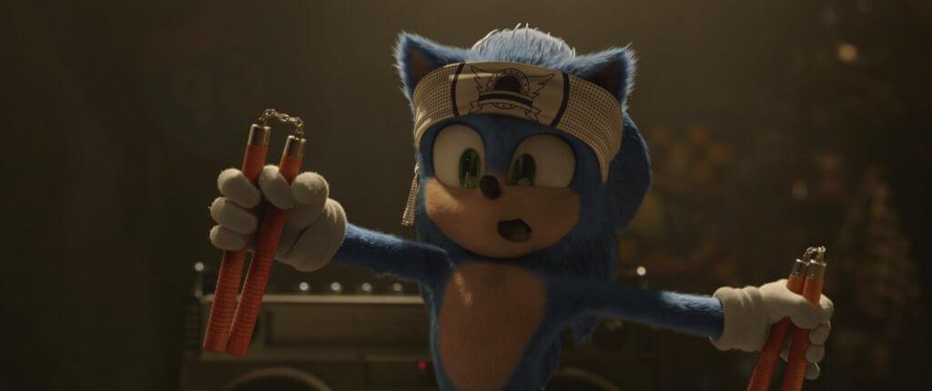 Sonic, a sündisznó